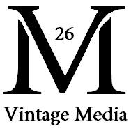 26 Vintage Media Logo
