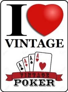 i love vintage poker