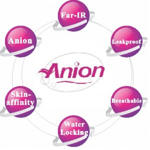 ANION FEATURES