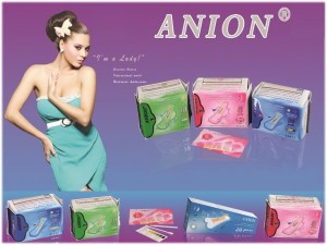 ANION POSTER