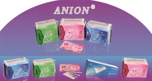 ANION STICKER