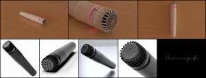 Yahmala Dj microphone-concept