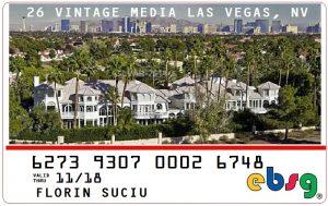 26VINTAGE CARD 6748