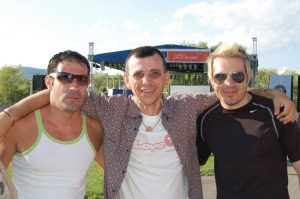 2007-florin-with-dj-chris-and-dj-pablic-in-bistrita